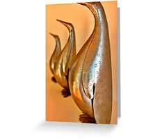 Stand Up... Greeting Card