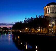 Dublin Four Courts by Nicola Lee