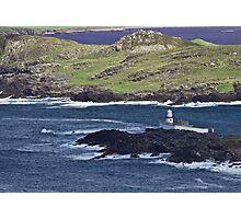 Valentia Lighthouse Photographic Print