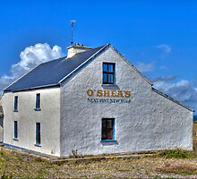 O Shea's - Co. Kerry by Nicola Lee