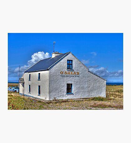 O Shea's - Co. Kerry Photographic Print