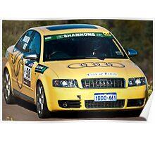 Targa West 2011 - Car 58 - Photo 1 Poster