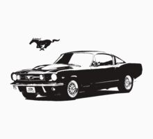 1965 Mustang Fastback by garts