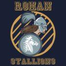 Rohan Stallions by Faniseto