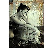 Housewife 2 Photographic Print