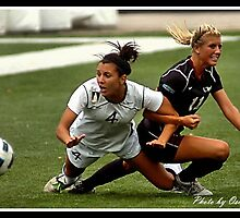 UIndy vs Old Dominican Womens Soccer 1 by Oscar Salinas
