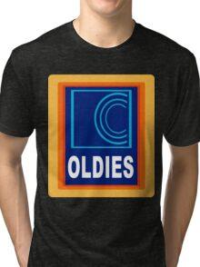 Oldies Tri-blend T-Shirt