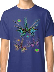 Lionfish Psychedelic Parade Classic T-Shirt