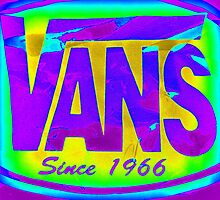 VANS since 1966 by ©The Creative  Minds