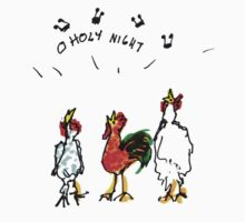 Chicken Carols by Suzy Woodall