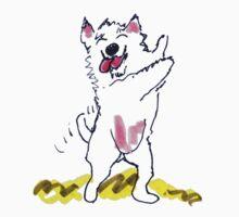 Dancin' Doggy by Suzy Woodall
