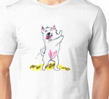 Dancin' Doggy Unisex T-Shirt