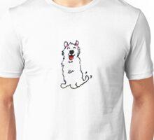 Happy Doggy Unisex T-Shirt