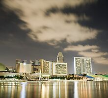 singapore city by nicunickie