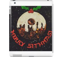 Christmas Star Wars Collage Humour iPad Case/Skin