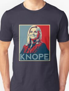 Knope Poster T-Shirt