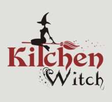Kitchen Witch by KustomByKris