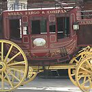 Stage Coach by john higdon