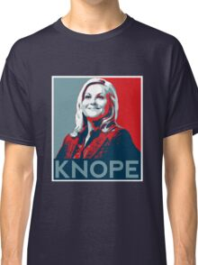 Knope Poster - white lower layer Classic T-Shirt