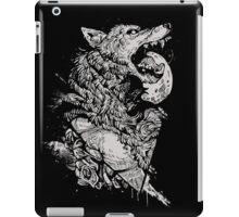 Werewolf Therewolf iPad Case/Skin