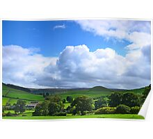 Fryup Dale, North York moors Poster