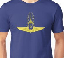 Royal Thai Air Force - Kong Thab Akat Thai - Emblem Unisex T-Shirt
