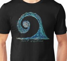 Surf Pipeline I Unisex T-Shirt