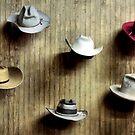 Texas Hats, Bygone Days by SuddenJim