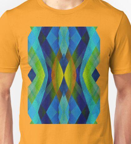 Abstract Modern Background Unisex T-Shirt