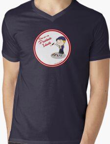 Fallerito Mens V-Neck T-Shirt
