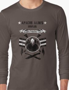 Apache Aldo's Surplus Store- Inglourious Basterds Long Sleeve T-Shirt
