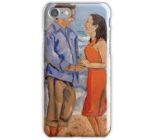 Beach Proposal iPhone Case/Skin