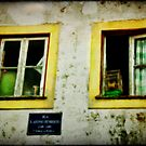 Facade Penela Portugal by Sonia de Macedo-Stewart