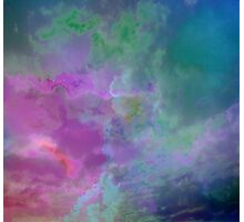 If I Could Paint the Skies Photographic Print