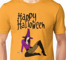 Halloween witch Unisex T-Shirt