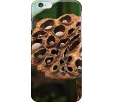 Cowardly Lotus Pod iPhone Case/Skin