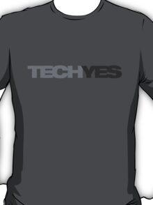 TECHYES (black text) T-Shirt