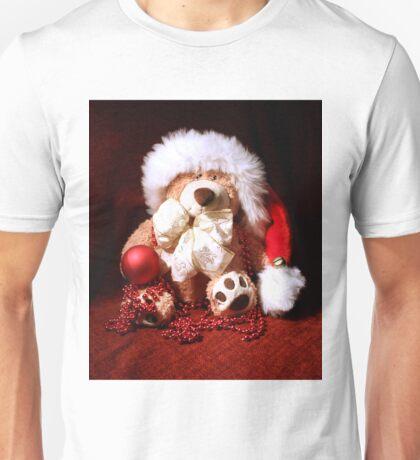 Christmas Teddy Unisex T-Shirt