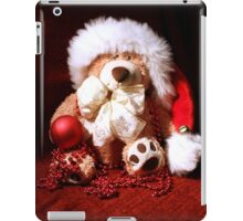 Christmas Teddy iPad Case/Skin