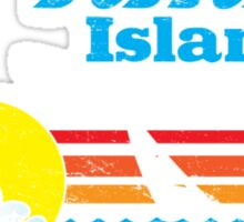 Amity Island Sticker