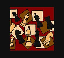 Awesome Chess Piece Art Abstract Original Unisex T-Shirt