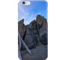 STONE & WOOD iPhone Case/Skin