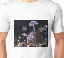 London At Christmas Unisex T-Shirt