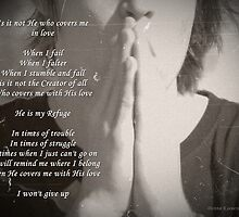 ~ I won't give up ~ by Donna Keevers Driver