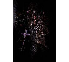 rural crosses Photographic Print