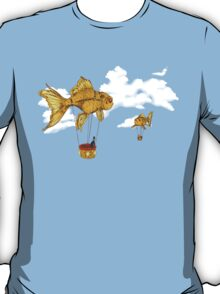 The Wondrous Air Ride Attraction T-Shirt