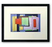 For Miles Framed Print