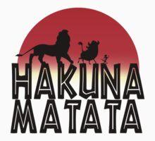 HAKUNA MATATA (day edition) One Piece - Short Sleeve