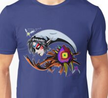Majora's Mask Ying Yang Unisex T-Shirt