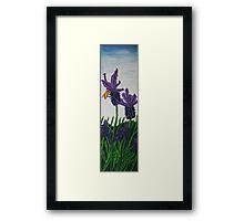 Morning Lavender Framed Print